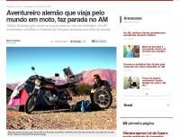 Southamerica with a motorcycle - Venezuela and Brasilien